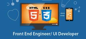 Front End Engineer / UI developer