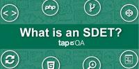 SDET(Software Development Engineer In Test)